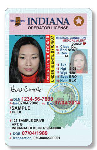 Choice Hoosiers Renewing Have Secureidnews Driver - When Licenses