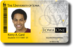 University Cr80news Launches Card New Id Iowa -