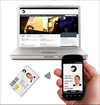 - And Id Dynamic Card Secureidnews Smart Technology Duo Mobile